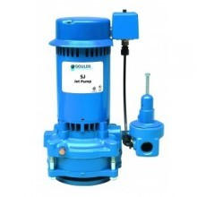 goulds sj series vertical deep well jet pump image 1