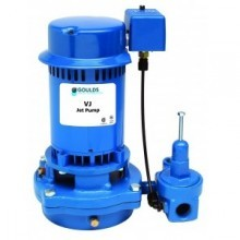 GOULDS VJ SERIES VERTICAL DEEP WELL JET PUMPS