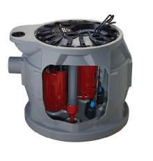 LIBERTY PRO680 SERIES SEWAGE SYSTEM PACKAGES