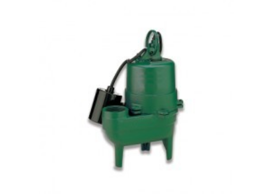 myers mws5 series sewage pumps