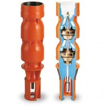 berkeley 10t series submersible turbine pump end