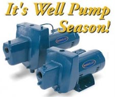 Its well pump system