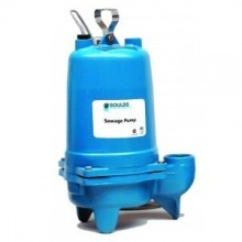 Inspector Pumphead Recommends: The Goulds WS0511B Sewage Pump