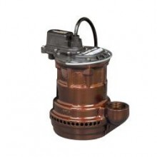 LIBERTY 240 SERIES SUMP PUMPS