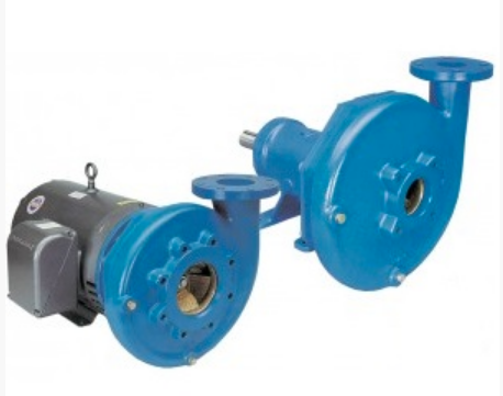 Goulds 3757 series centrifugal pumps