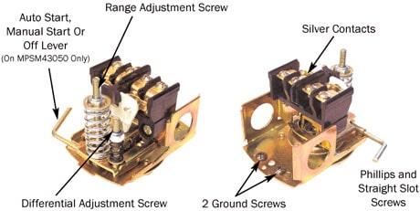 Baldor pumps features