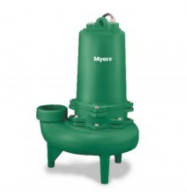 MYERS 3MW SERIES DUAL SEAL SEWAGE PUMPS