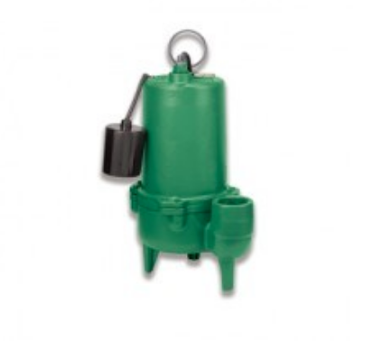 MYERS MWS37 SERIES SEWAGE PUMPS