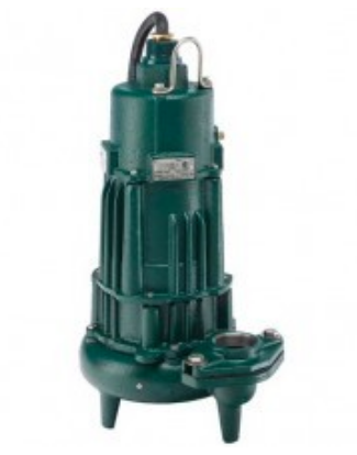 ZOELLER X280 SERIES SEWAGE PUMPS