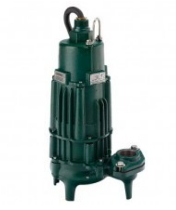 ZOELLER X290 SERIES SEWAGE PUMPS
