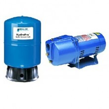 GOULDS JRS/JRD SERIES JET PUMP & TANK PACKAGES