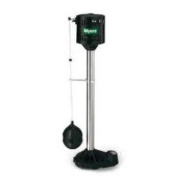MYERS MCSP SERIES PEDESTAL SUMP PUMPS
