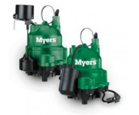 MYERS MDC SERIES SUMP PUMPS