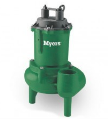 MYERS MW50 SERIES SEWAGE PUMPS