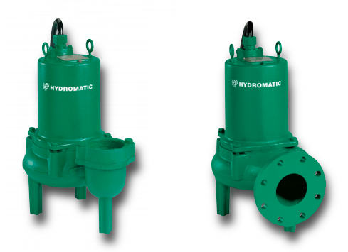 MYERS S4S/SB4S  SERIES SEWAGE PUMPS