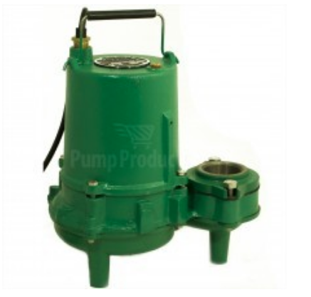 MYERS SP SERIES SEWAGE PUMPS