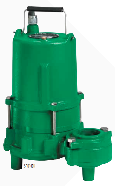 MYERS SPD50H/100H SERIES EFFLUENT PUMPS