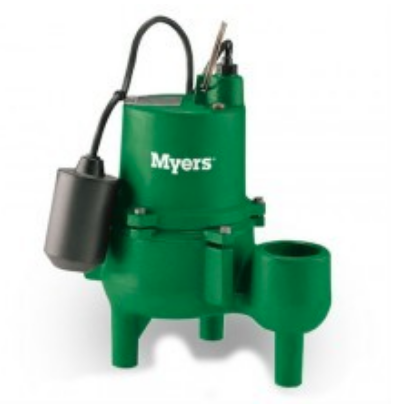 MYERS SRM4 SERIES SEWAGE PUMPS