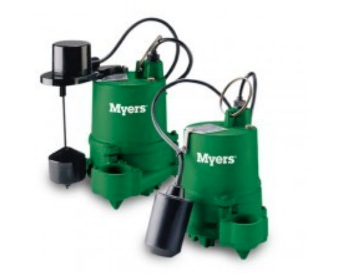 MYERS SSM33I SERIES SUMP PUMPS