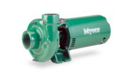 MYERS CENTRI-THRIFT CENTRIFUGAL PUMPS