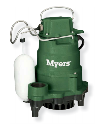 MYERS MCI SERIES SUMP PUMPS