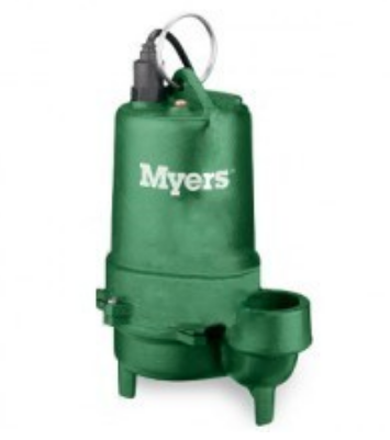MYERS ME40-CI SERIES EFFLUENT PUMPS