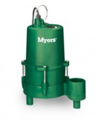 MYERS ME45 SERIES EFFLUENT PUMPS