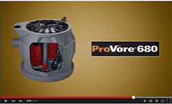 Liberty Pumps ProVore 680 Residential Grinder Pump Video