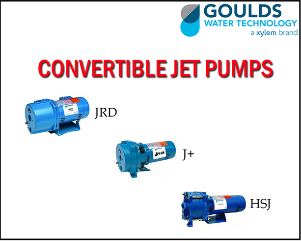 Goulds Convertible Jet Pumps: Buyer\'s Guide - Pump Products