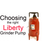LIBERTY GRINDER PUMPS BUYER'S GUIDE