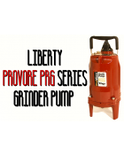 LIBERTY PROVORE PRG-SERIES GRINDER PUMP BUYER'S GUIDE