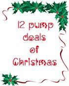 HAPPY 12 PUMP DEALS OF CHRISTMAS
