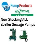 PUMP PRODUCTS GIVES YOU THE BEST ZOELLER SEWAGE PUMPS
