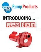 PUMP PRODUCTS PARTNERS WITH RED LION PRODUCTS