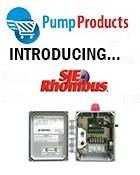 PUMP PRODUCTS STOCKS SJE-RHOMBUS FLOAT SWITCHES AND CONTROLS