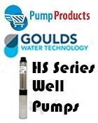 PUMP PRODUCTS EXPANDS GOULDS WELL PUMP LINE