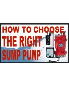 SUMP PUMP BUYER'S GUIDE