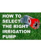 IRRIGATION PUMP BUYER'S GUIDE...