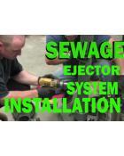 Replace Pedestal Sewage Pumps