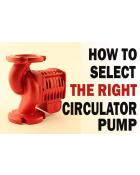 CIRCULATOR PUMP BUYER'S GUIDE