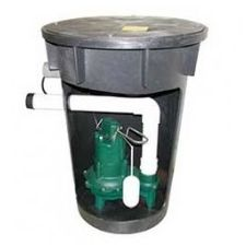 ZOELLER 912 SIMPLEX SEWAGE SYSTEMS