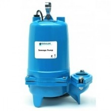 GOULDS WS_BF SERIES SEWAGE PUMPS